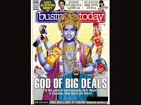Hypocrisy of outrage: If Har Har Modi is ok, why not Dhoni as Vishnu?