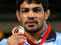 Sushil Kumar needs just 107 seconds to beat Abbas and win gold