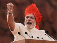 I'm your 'pradhan sewak' not 'pradhan mantri': Modi on I-Day