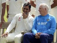 Embattled Dhoni is finding out that the Boss has changed