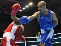 Asian Games boxing: Comeback-man Akhil dominates, Shiva gets a walkover