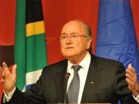 Sepp Blatter to stand for fifth term as FIFA president
