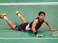 Shuttler Kashyap loses in French Open quarters