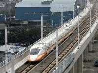 Going green: China to test new fuel efficient bullet train