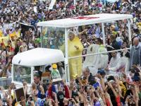 'We love you': Pope Francis draws a record crowd of 6 million in Manila