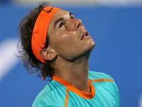 Yawn: Rafael Nadal gets victory in Rio at 3:21 in the morning