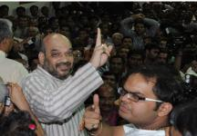 Amit Shah to take over as BJP president from Rajnath Singh?