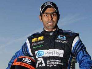 Chandhok aims for Mahindra Formula E drive