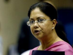 Vasundhara Raje campaigned after deadline on FB: Cong files complaint