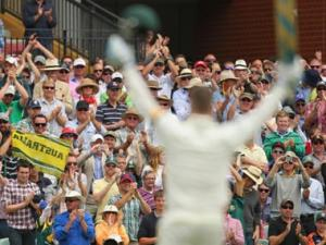 Ashes: Clarke, Haddin score centuries to put Australia in charge of 2nd Test