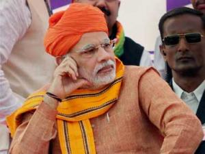Modi's tempering of BJP's stance on Article 370 is nothing new