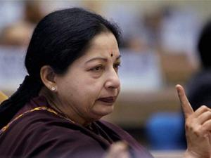 Work to win all 40 Lok Sabha seats, Jayalalithaa tells AIADMK party workers