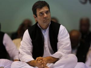 Rahul Gandhi, blurring lines between filmi and real politicians