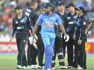 India lose top ODI spot after defeat against New Zealand