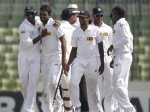 Sri Lanka crush Bangladesh to win first Test in four days