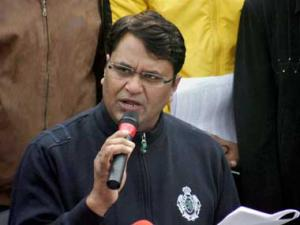 Not alone, many AAP members unhappy with Kejriwal: Binny