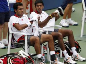 Bopanna-Qureshi reach semis in Sydney; Paes-Stepanek crash out
