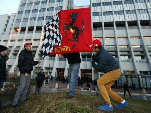 Ferrari fans plan silent tribute on Schumacher's 45th birthday