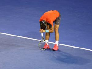 Aus Open final vs Wawrinka my worst time ever on court: Nadal