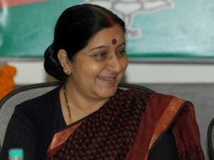 We'll try and restore the dignity of Parl: Sushma Swaraj