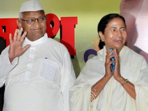5 reasons why Mamata-Anna alliance can't trump Kejriwal