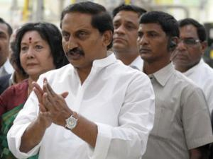 Telangana fall-out: Kiran Reddy resigns as Andhra CM, quits Cong