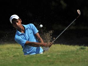 For star golfer Rashid Khan, winning in Asia is a state of mind
