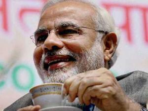 Won't need other parties' support to form government: Modi