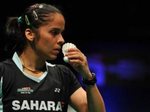 Saina crashes out of Singapore Open in first round