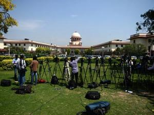 Snoopgate: SC tells father-daughter to approach HC to quash probe