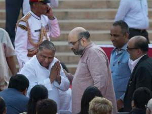 Modi cabinet done, focus now on whether Amit Shah will be BJP Prez