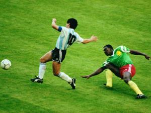 World Cup History: Cameroon show that Africa can play football