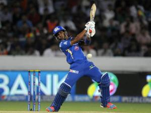IPL 7 MI vs RR Live scores: Nair out after 27-ball fifty
