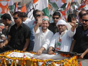 EC allowed Rahul Gandhi to hold road show for 'political reasons': BJP