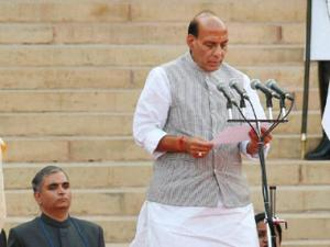 Home Minister Rajnath Singh likely to assume office on Thursday