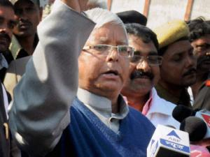 Exit polls fake, conspiracy to undermine Cong-RJD tie up: Lalu