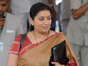 Smriti Irani: From model to TV's favourite bahu to Cabinet minister