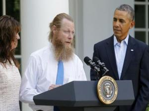 Last US prisoner of war freed in Afghanistan, swapped for 5 Taliban detainees