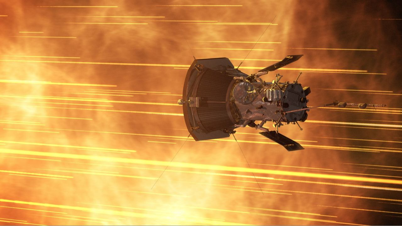 NASA's Parker Sun probing spacecraft flew by Sun in its closest encounter during it fifthorbit 4