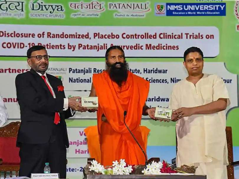 AYUSH Ministry is endangering people, jeopardising Ayurveda with feeble responses to Patanjali's Coronil stunt and COVID-19 2