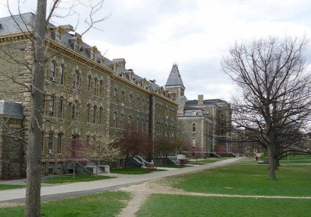 Cornell Improperly Sends Student Fees to BLM Activists