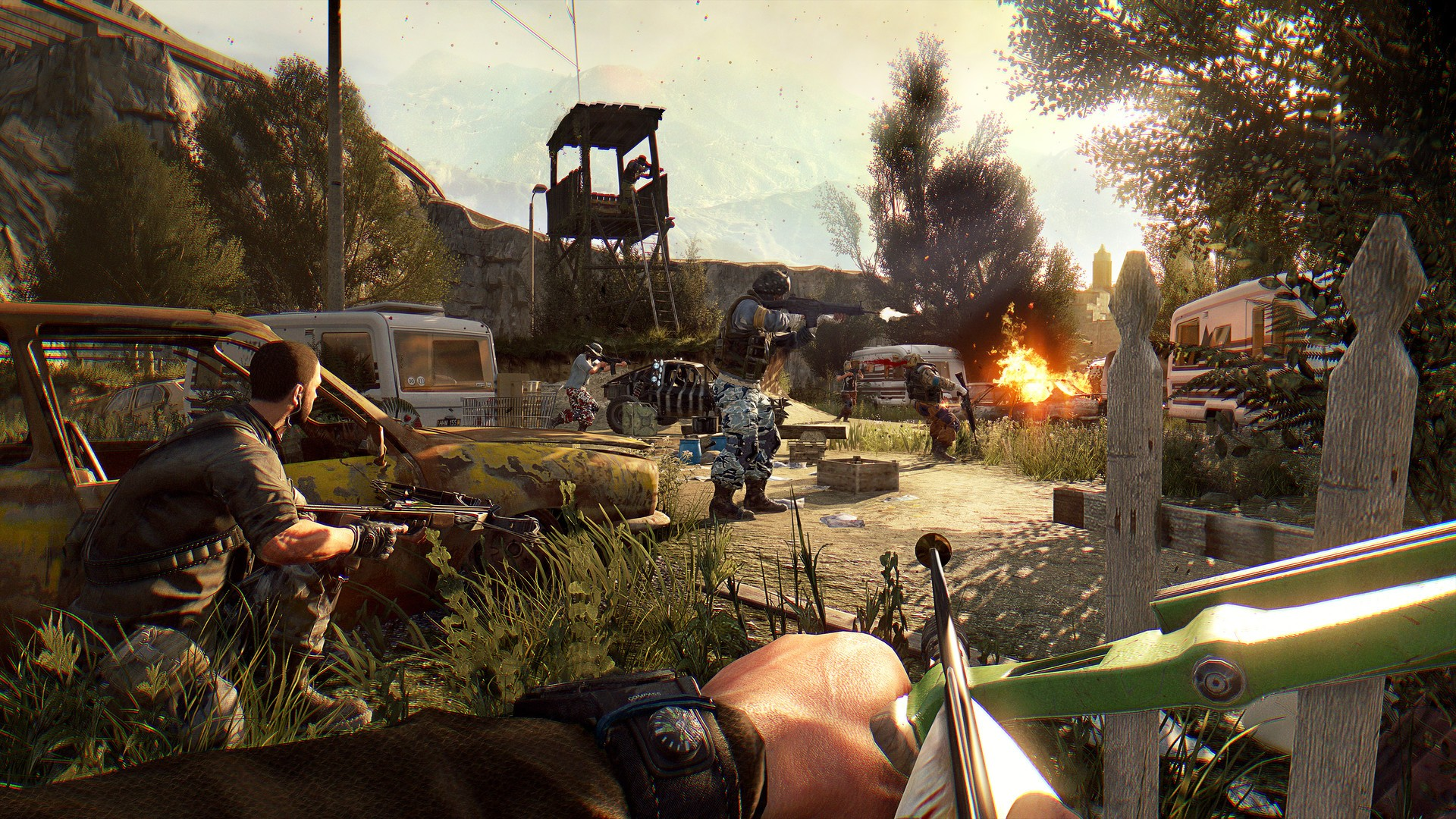 Bozak Horde Dying Light