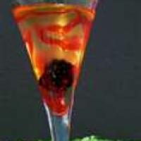 Lava Lamp Vanilla Or Peach Martini Recipe