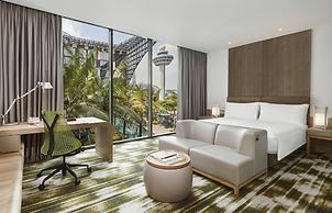 Hotel Crowne Plaza Changi Airport Singapore Singapore