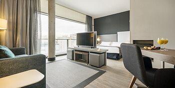 Hotel Ilunion Atrium Madrid Spain Lowest Rate Guaranteed
