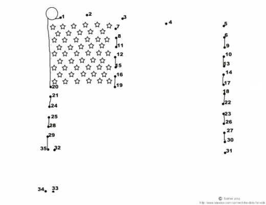 Free Printable Connect the Dots