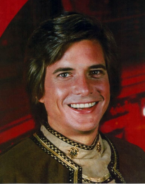 A nice ABC promo photo of Dirk for his role in Battlestar