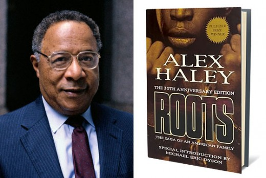 Alex Haley - Roots