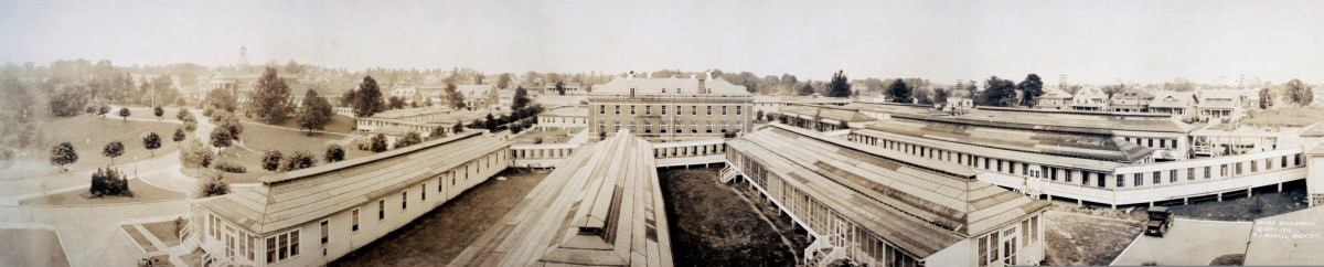 Walter Reed Army Medical Center - 1919