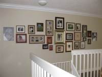 Photo Display Ideas: Lily Rose Photo Wall Ideas